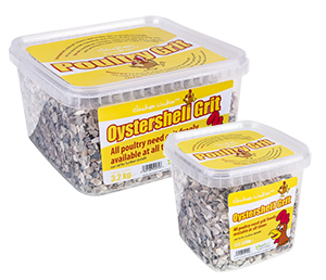 Oystershell Grit