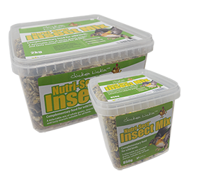 Nutri-Sect Insect Mix